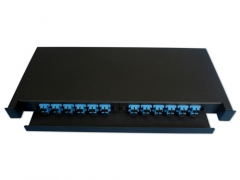 Slidable Rack-mount Fiber Optic Distribution Frame