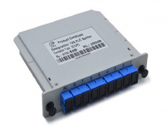 Card Type PLC Splitter Module